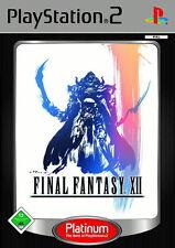 PC - & Videospiele mit Gebrauchsanleitung für die Final Fantasy