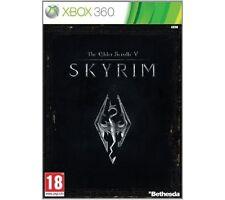 Jeux vidéo The Elder Scrolls 18 ans et plus pour Microsoft Xbox 360