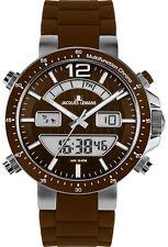 Armbanduhren mit Silber-Armband und Gloss-Finish