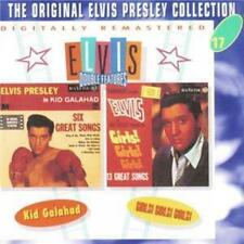 Elvis Presley 1997 Music CDs