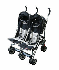 Steelcraft Double Prams
