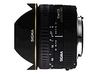 Sigma Fixed/Prime SLR Camera Lenses for Pentax