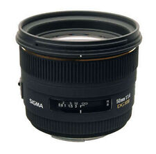 Sigma Camera Lenses for Canon 50mm Focal