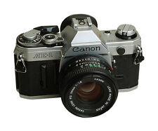 AE-1 Model SLR Film Cameras