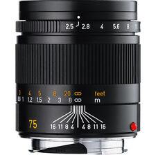Kamera-Objektive mit manuellem Fokus für Leica M 75mm Brennweite