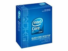 Core i7 1st Gen.
