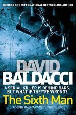 David Baldacci Ex-Library Paperback Books