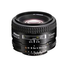 Nikkor 50mm Focal Camera Lenses