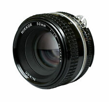 Nikon Manual Focus SLR Camera Lenses