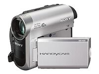 MiniDV Camcorders with Touch-Screen