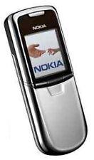 Nokia 8800 Bluetooth Single Core Mobile Phones & Smartphones
