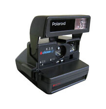 Polaroid Film Cameras with Built - in Flash