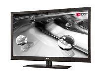 LG Fernseher mit 1080p max. Auflösung und inklusive Fernbedienung