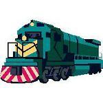Railroad Ron and PJ