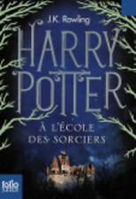 Paperback Fiction Books in French J.K. Rowling