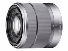 Sony A DSLR Zoom Camera Lenses