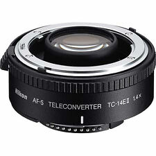 Telekonverter mit Nikon F-Anschluss