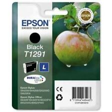 HP Black Ink Cartridges for Epson