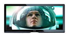 Schwarze Angebotspaket-Fernseher mit Ethernet-Anschluss