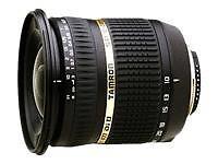 Tamron Nikon F DSLR Wide Angle Camera Lenses