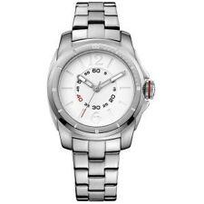 Erwachsene Tommy Hilfiger Armbanduhren aus Edelstahl für Damen