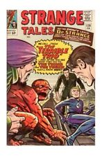 Ungraded Silver Age Dr. Strange Comics Not Signed