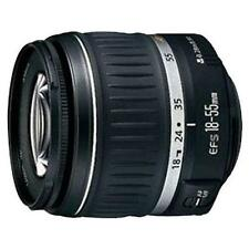 Canon EF-S Zoom Auto & Manual Focus Camera Lenses