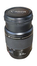 Canon EF 28-80mm Focal Camera Lenses