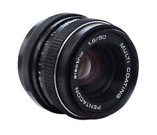 Fixed/Prime Manual Focus f/1.8 Camera Lenses for Pentax