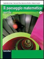 Saggi di matematica e scienze verde in italiano