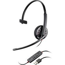 Micro USB Headband Computer Headsets