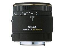 Sigma Macro/Close Up Camera Lenses 50mm Focal