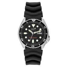 Runde polierte mechanisch - (automatische) Seiko Armbanduhren