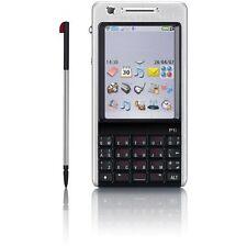 Téléphones mobiles argentés Sony