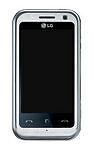 Téléphones mobiles Bluetooth argentés, 8 Go