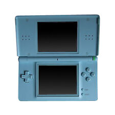 Consoles de jeux vidéo bleus DS Lite PAL