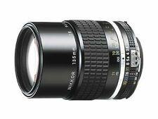 Nikon NIKKOR Manual Focus SLR Telephoto Camera Lenses