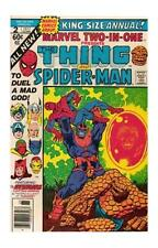 Spider-Man Bronze Age Avengers Comics Not Signed