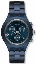 Aluminium Band Men's Watches with Chronograph