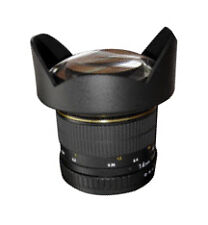Manual Focus Wide Angle DSLR Camera Lenses for Canon