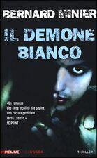 Letteratura e narrativa gialla e thriller copertina rigida bianca