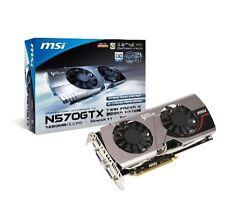 Cartes graphiques et vidéo MSI pour ordinateur NVIDIA