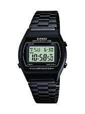 Silver Case Digital 50 m (5 ATM) Wristwatches