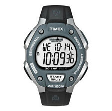Resin Band Men's Digital Wristwatches with Chronograph