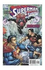 Superboy Uncertified Modern Age Superman Comics