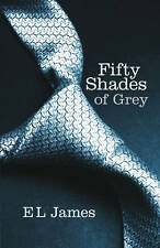 1st Edition Fifty Shades of Grey Books