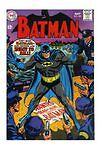 Catwoman Not Signed Silver Age Batman Comics