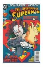 Uncertified 6.0 FN Modern Age Superman Comics , not Signed