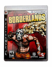 Borderlands Sony PlayStation 3 Video Games