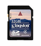 32GB SDHC Camera Memory Cards for Universal